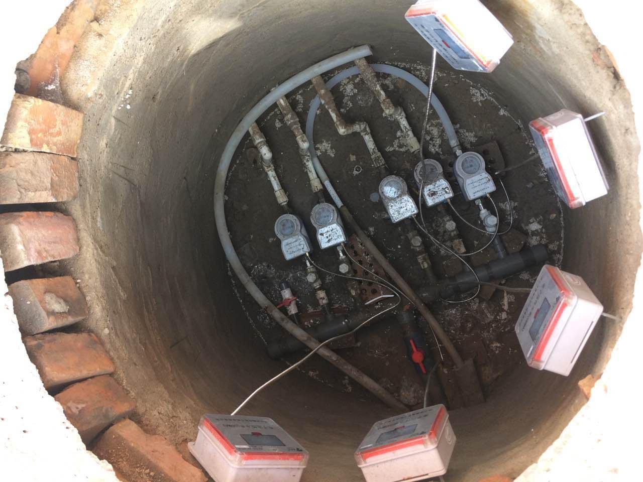 分体式物联网水表安装注意事项