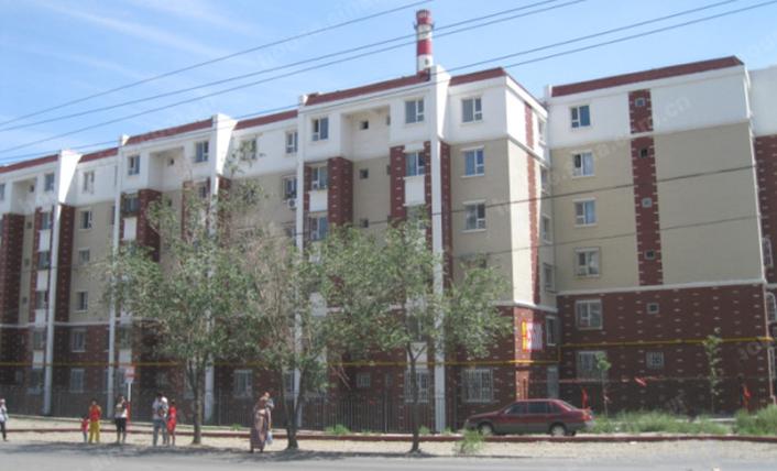 新疆青建房产荣和城超声波热量表案例