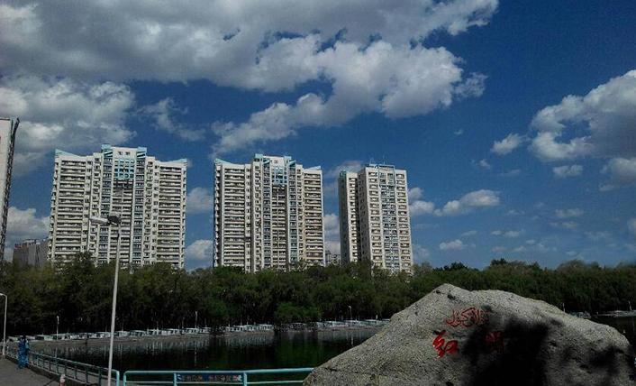 新疆大学本部高层住宅超声波热量表案例