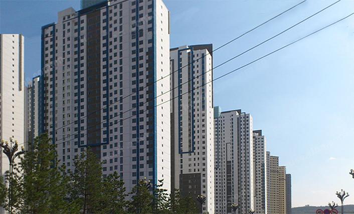 青海西宁市海湖星城超声波热量表案例