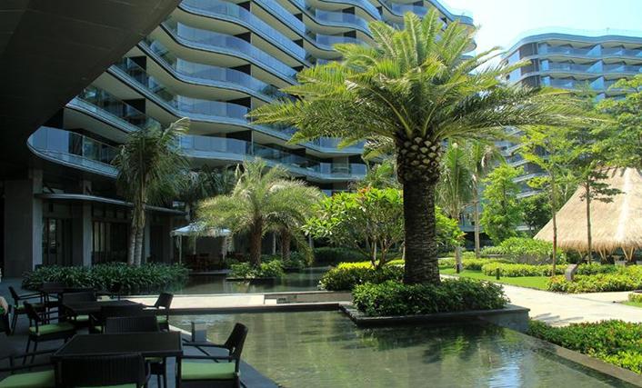 海南陵水绿城棕榈苑IC卡智能水表案例