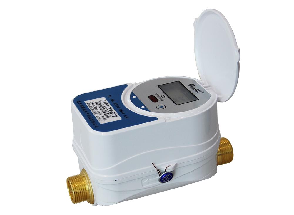 无线超声波阀控水表(NB-IoT)